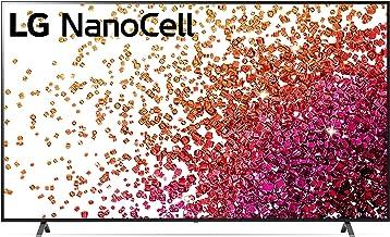 "LG 75NANO75UPA Alexa Built-In NanoCell 75 Series 75"" 4K Smart UHD NanoCell TV (2021)"