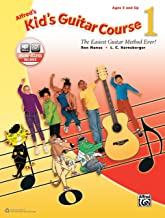 Alfred's Kid's Guitar Course 1: The Easiest Guitar Method Ever!, Book & Online Audio Book PDF