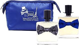 Set regalo : 2 perfumes Le Parfum de lHomme hombre 100ml Paris Elysees Neceser