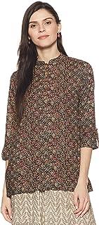 Amazon Brand - Myx Women's Cotton Straight Kurti (SS18AJ2ST2A_Multi-colored_XXL)