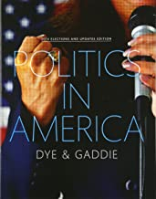 Politics in America, 2014 Elections and Updates Edition (10th Edition)