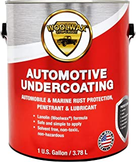 rust protection wax