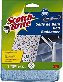 Scotch-Brite Microfibre Salle de Bain