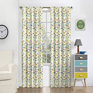 ECLIPSE Fashion Curtains for Bedroom - Jungle Party 42