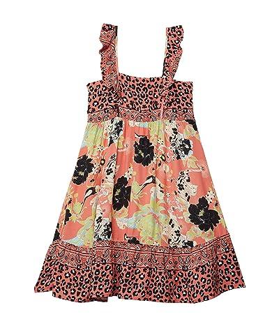 Maaji Kids Whispering Roses Groom Short Dress Cover-Up (Little Kids/Big Kids)