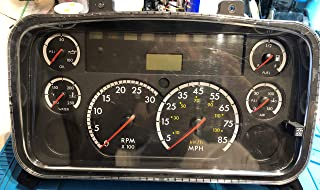 USED DASHBOARD INSTRUMENT CLUSTER 2005 FITS A FREIGHTLINER M2