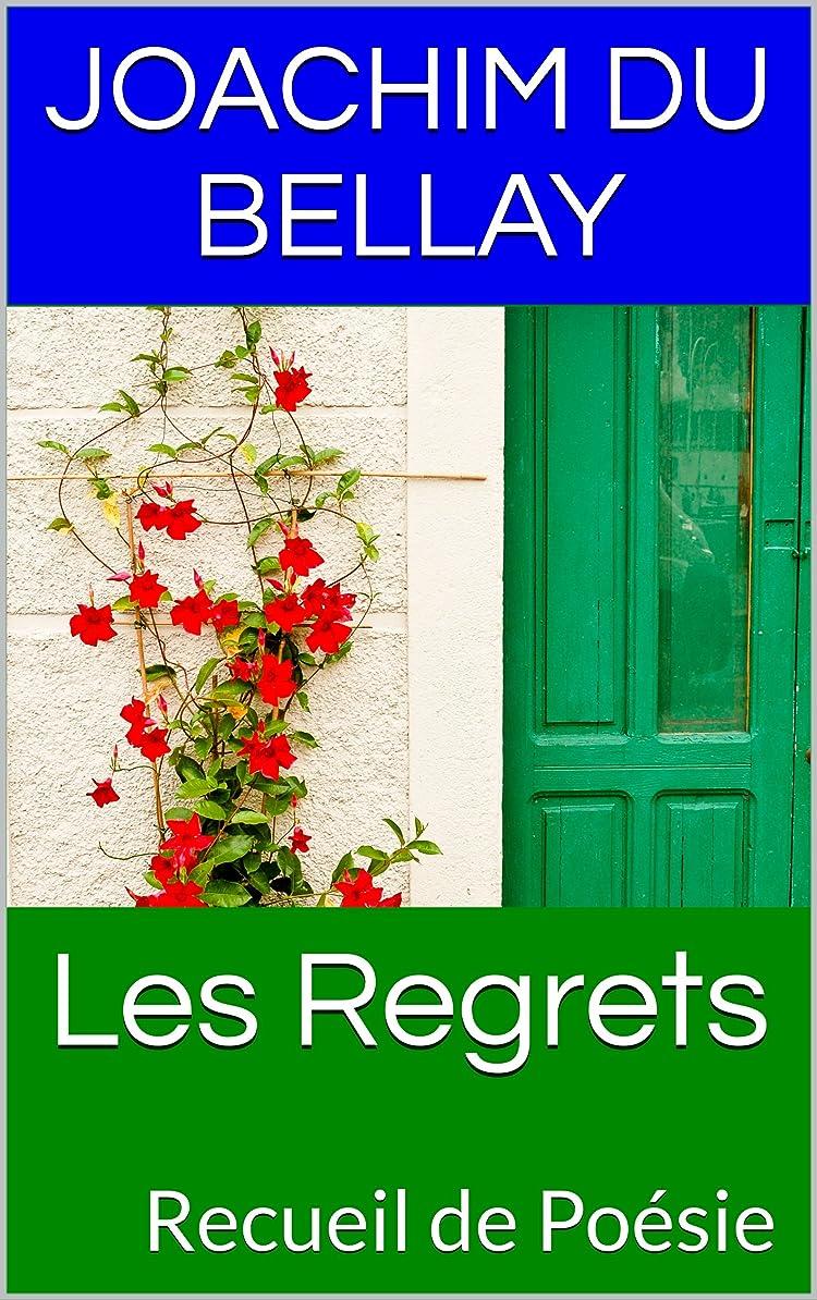 アルファベット順バース八Les Regrets: Recueil de Poésie (French Edition)