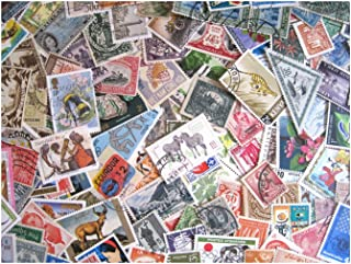 1000+ Used Worldwide Postage Stamps Off-paper Stamp International Stamp Collecting