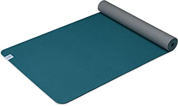 Gaiam Yoga Mat Performance TPE Exercise & Fitness Mat for All Types of Yoga, Pilates & Floor Exercises