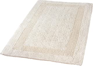 Kleine Wolke 5477202360 - Toalla de pie, 60x100 cm, Color Natural