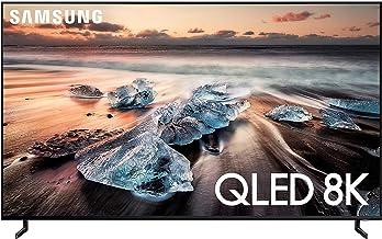Samsung QN75Q900RBFXZA 75 inches Class Q900 QLED Smart 8K UHD TV (Renewed)