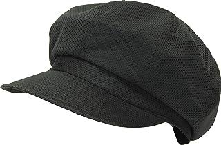 [ろしなんて工房] 帽子 キャスケット SP261 吸汗メッシュ408 大きいサイズOK [日本製]