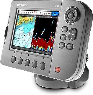 Raymarine A70D 6.4-Inch Waterproof Marine GPS and Chartplotter (With U.S. Coastal Charts)