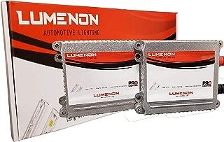 Lumenon 35w Slim HID Ballast x 2 pieces H1 H3 H4 H7 H10 H11 H13 9004 9005 9006 9007 880 5202 HB3 HB4 HB5