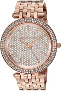 Michael Kors Women's Darci Rose Gold-Tone Watch MK3439