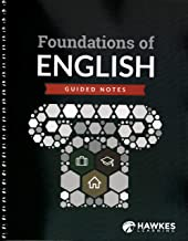 FOUNDATIONS OF ENGLISH: GUIDED NOTES