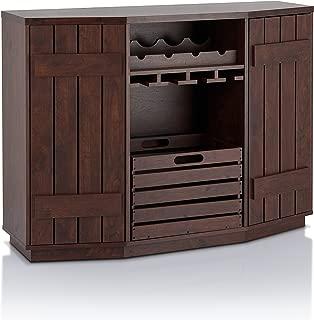 Best credenza bar cabinet Reviews