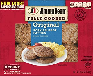 Best jimmy dean fully cooked sausage Reviews