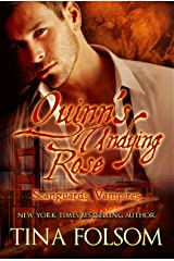Quinn's Undying Rose (Scanguards Vampires Book 6) Kindle Edition