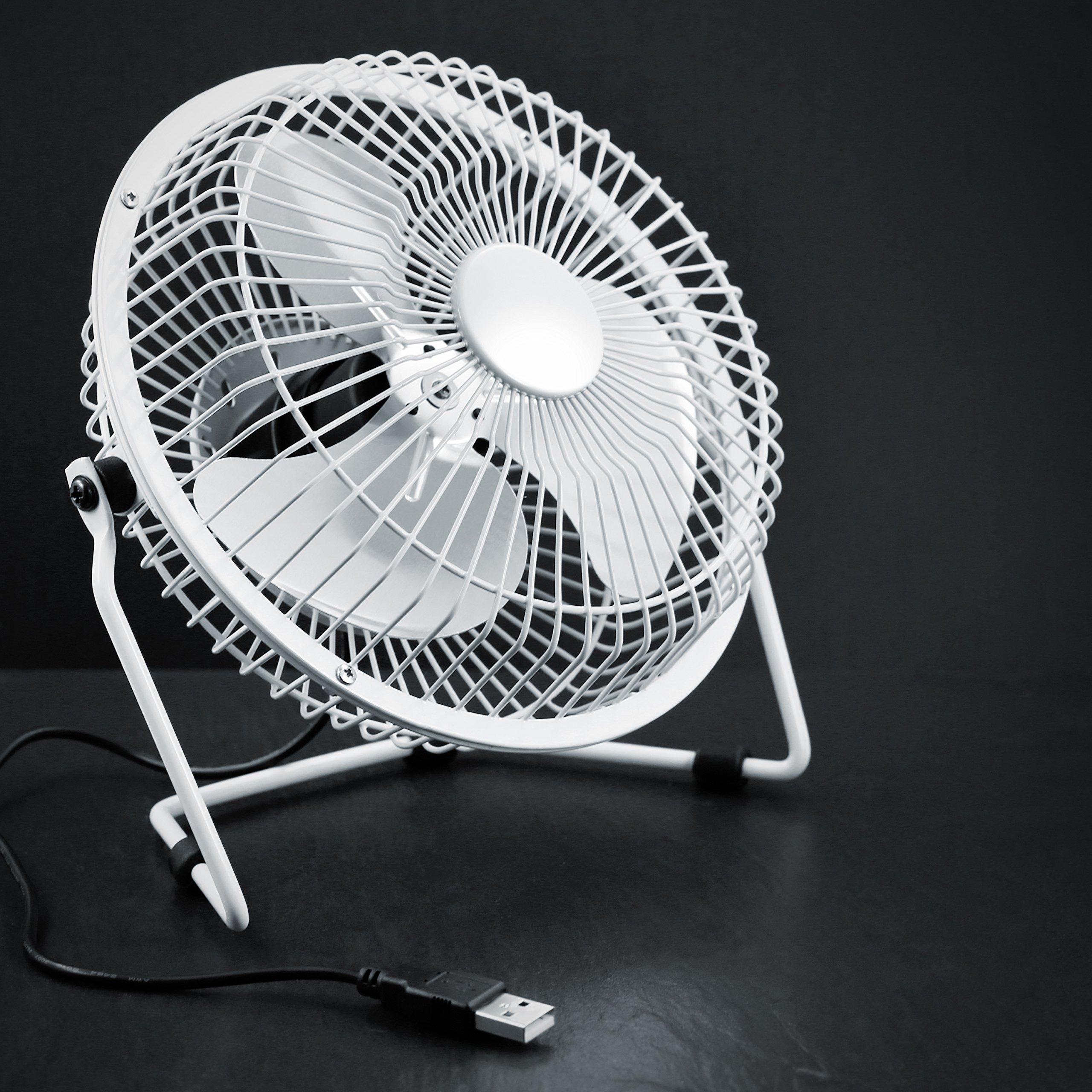 CSL - USB Ventilador/Fan   Ventilador de Mesa   Carcasa/aspas de ...