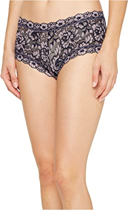 Hanky Panky - Cross Dye Signature Lace Boyshort