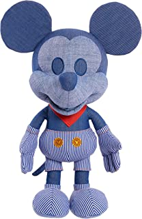Disney Year of The Mouse Collector Plush - Train Conductor Mickey Mouse