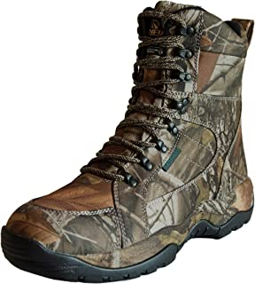 RUNFUN Men's Lightweight Anti-Slip Waterproof Hunting Boots
