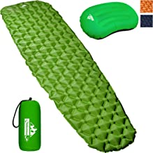 Best insulated backpacking sleeping pad Reviews