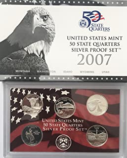 Best 2007 state quarters proof set Reviews