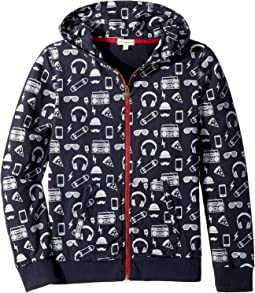 Downtown Hipster Hoodie (Toddler/Little Kids/Big Kids)