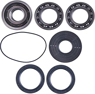 East Lake Axle front differential bearing & seal kit compatible with Ranger XP/RZR S/RZR XP 900/1000 2017 2018 2019