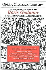 Mussorgsky's BORIS GODUNOV (Opera Classics Library Series) Kindle Edition