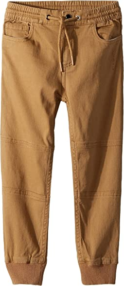 Aiden Stretch Twill Jogger (Toddler/Little Kids/Big Kids)