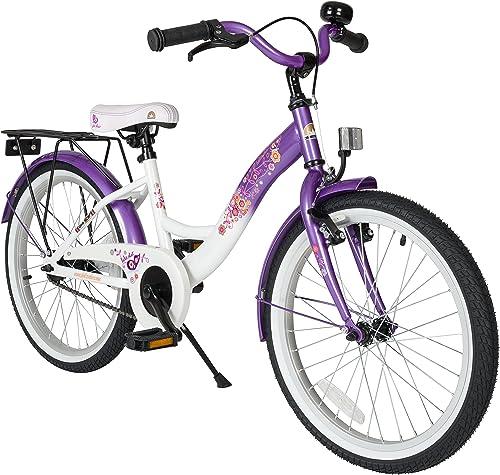 popular BIKESTAR Bicicleta Infantil Infantil Infantil para niñas a Partir de 6 años   Bici 20 Pulgadas con Frenos   20  Edición Clásica  los últimos modelos