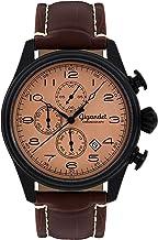Gigandet G41-004 - Reloj para Hombres, Correa de Cuero Color marrón