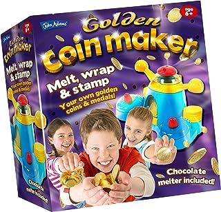 Golden Coin Maker from John Adams