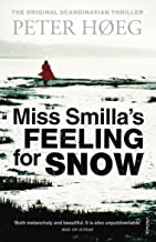 miss smilla's feeling for snow