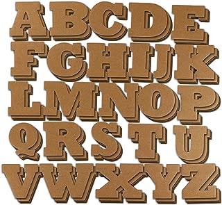 Best cut out alphabet letters Reviews