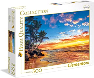 Clementoni 35058 Jigsaw Puzzles  6 Years & Above,Multi color