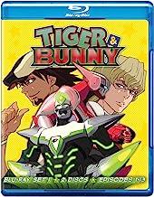 Tiger & Bunny Set 1 (3 Blu-Ray) [Edizione: Stati Uniti] [Reino Unido] [Blu-ray]
