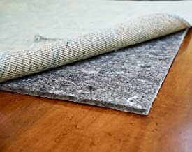 """RUGPADUSA - Dual Surface - 2'x3' - 1/4"""" Thick - Felt + Rubber - Non-Slip Backing Rug Pad - Adds Comfort and Protection - S..."""