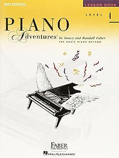 Piano Adventures: Lesson Book - Level 4