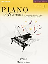 Level 4 – Lesson Book: Piano Adventures PDF
