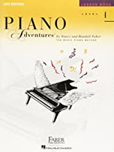 Level 4 - Lesson Book: Piano Adventures