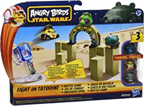 Star Wars Angry Birds Battle Game - Fight On Tatooine