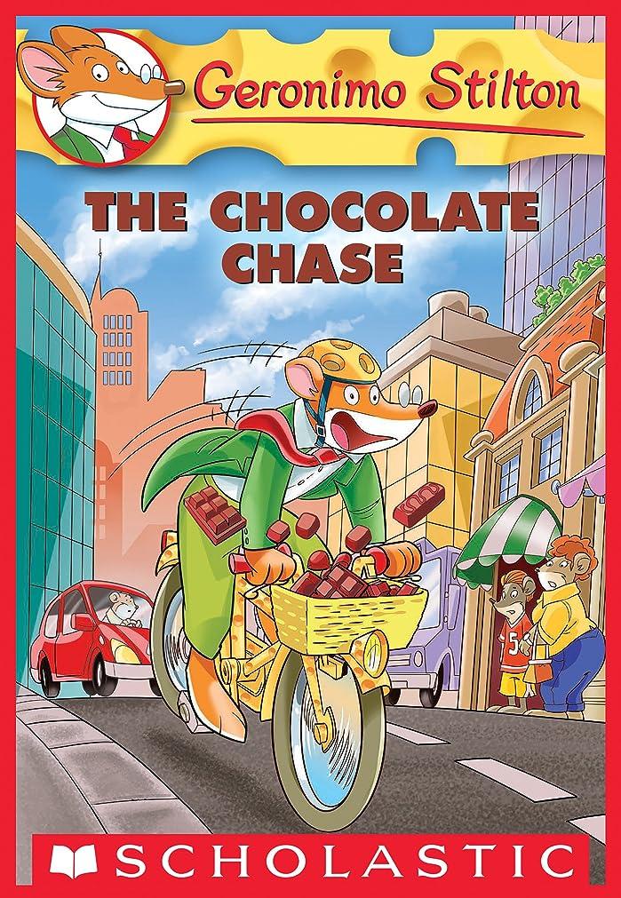 恨みグレートオークゆるいThe Chocolate Chase (Geronimo Stilton #67) (English Edition)