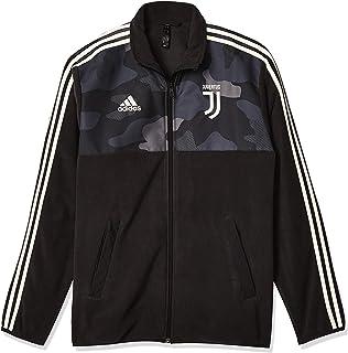 Adidas 2019-2020 Juventus Seasonal Special Fleece Jacket (Black)