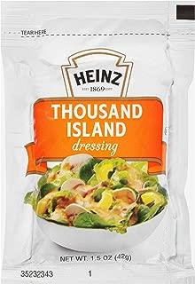 Best heinz thousand island dressing Reviews