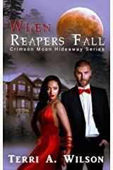 Crimson Moon Hideaway: When Reapers Fall (Women of the Fold Book 2) Kindle Edition