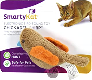 Best smartykat chickadee chirp cat toys Reviews